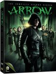 Arrow Season 2 DVD