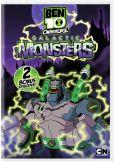 Ben 10 Omniverse- Galactic Monsters DVD