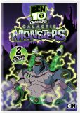 Ben 10 Omniverse- Galactic Monsters DVD