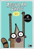 Regular Show- Rigby Pack DVD