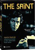 The Saint Set 1 DVD