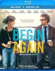Begin Again Blu-ray