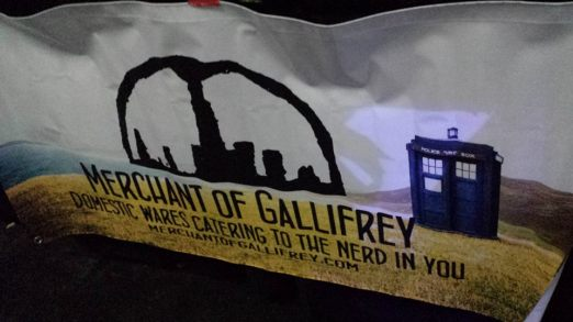 Merchant of Gallifrey