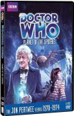 Doctor Who- Planet of the Spiders DVD