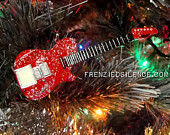 Guitar Pendant Ornament