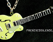 Guitar Pendant