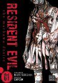 Resident Evil- The Marhawa Desire Volume 1 Manga