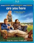 Are You Here Blu-ray