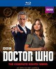 Doctor Who Series 8 Blu-ray