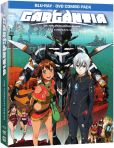 Gargantia On The Verdurous Planet- The Complete Series Blu-ray-DVD Combo Pack