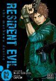 Resident Evil- The Marhawa Desire Volume 2 Manga