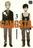 Gangsta Volume 3 Manga