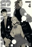 Gangsta Volume 4 Manga