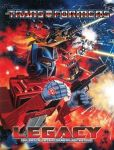 Transformers Legacy- The Art of Transformers Packaging Book
