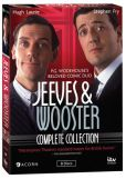Jeeves And Wooster- Complete Collection DVD