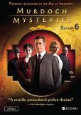 Murdoch Mysteries Season 6 DVD