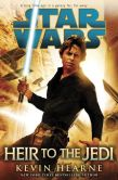 Star Wars- Heir To The Jedi Book