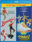 Breakin'-Breakin' 2- Electric Boogaloo Blu-ray