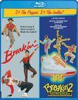 Breakin'-Breakin' 2- Electric Boogaloo Blu-ray