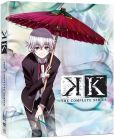 K- The Complete Series Blu-ray