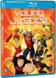 Young Justice Season 1 Blu-ray
