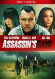 Assassin's Game DVD