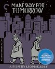 Make Way For Tomorrow Blu-ray