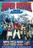 Super Sentai Zyuranger- The Complete Series DVD