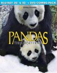 Pandas- The Journey Home Blu-ray