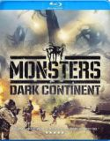 Monsters- Dark Continent Blu-ray