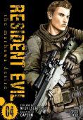 Resident Evil- The Marhawa Desire Volume 4 Manga