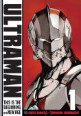 Ultraman Volume 1 Manga