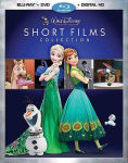 Walt Disney Animation Studios Short Films Collection Blu-ray