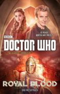 Doctor Who- Royal Blood Book