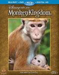 Monkey Kingdom Blu-ray