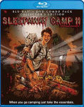 Sleepaway Camp 2- Unhappy Campers Blu-ray