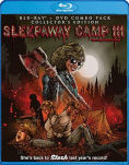 Sleepaway Camp 3- Teenage Wasteland Blu-ray