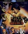 Star Wars Rebels Season 1 Blu-ray