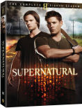 Supernatural Season 8 DVD