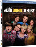The Big Bang Theory Season 8 DVD