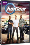 Top Gear Season 3 DVD