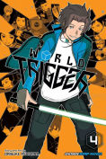 World Trigger Volume 4 Manga