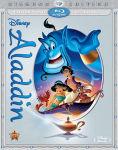 Aladdin Blu-ray