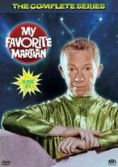My Favorite Martian- The Complete Series DVD