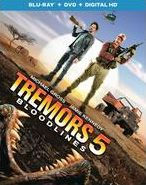 Tremors 5- Bloodlines Blu-ray