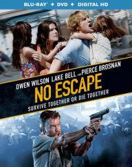 No Escape Blu-ray
