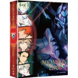 Aquarion- EVOL Season 2 Part 1 Blu-ray-DVD Combo Pack