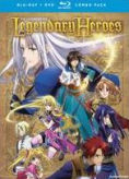 Legend of the Legendary Heroes Part 1 Blu-ray