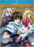 Legend of the Legendary Heroes Part 2 Blu-ray