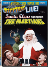 RiffTrax Live! Santa Claus Conquers The Martians DVD